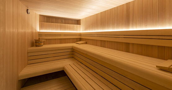 vakantiehuis-sauna
