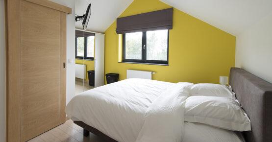 vakantiehuis-slaapkamer